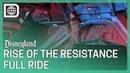 Star Wars: Rise of the Resistance - Full Ride POV — Disneyland