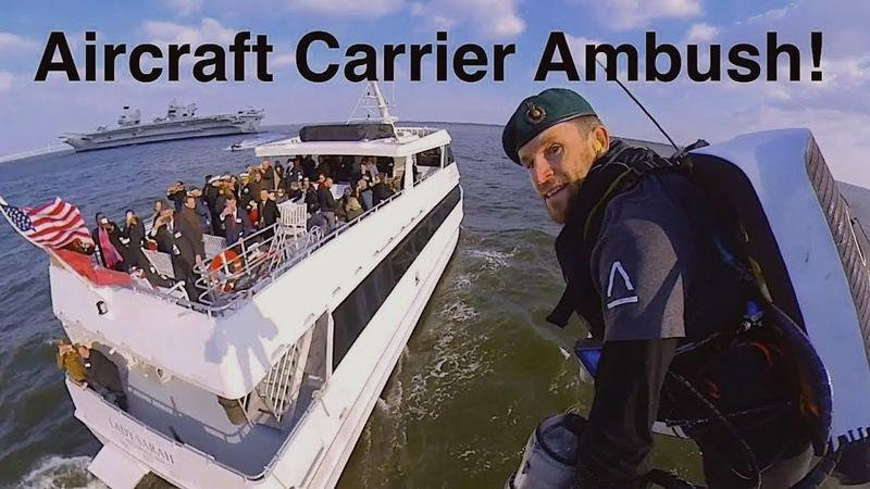 Aircraft Carrier Ambush