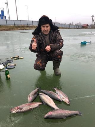 Переславль залесский платная рыбалка