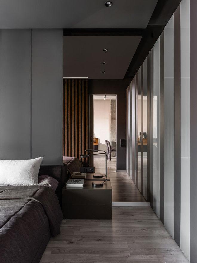 Лаконичная квартира 63 м² в Саратове от студии Quadrum
