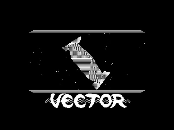 Vector - Jacek MichalakCat-ManTriumph [zx spectrum AY Music Demo]