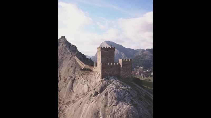 Генуэзская крепость by feelalivenow