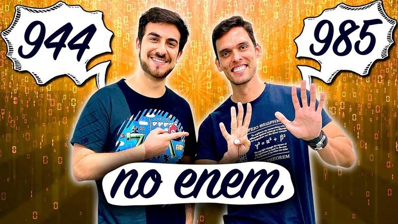 COMO TIRAR 900 EM MATEMÁTICA NO ENEM