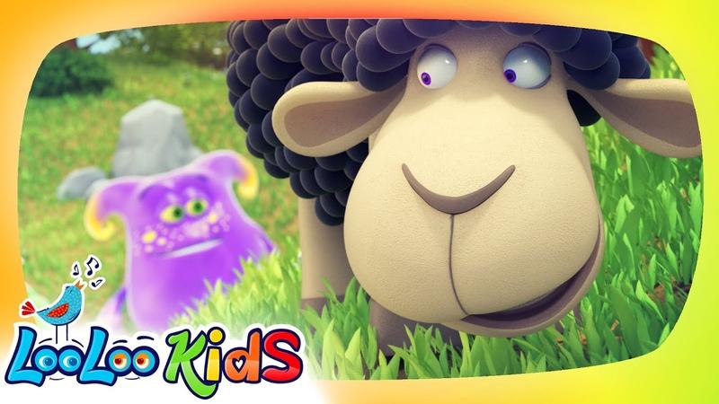 🐑 Baa Baa Black Sheep 🐑 Wonderful Songs for Children LooLoo Kids