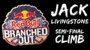 RedBull Branched Out 2019 - Jack Livingstone semi-final climb marriage proposal