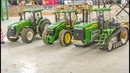 BIG RC ACTION Tractors Machines Trucks Reach Stacker
