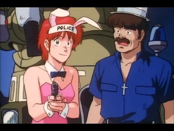 Доминион. Танковая полиция 1988 год, полиция, минисериал аниме