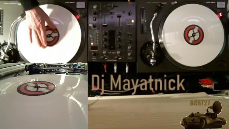 Live BORT27 10 DJ Mayatnick