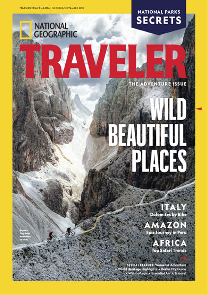 2019-10-01 National Geographic Traveler Interactive
