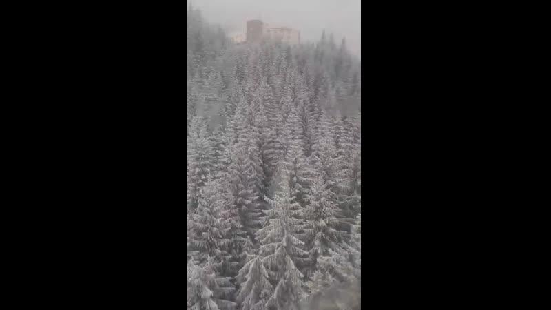 În Romania Ninge