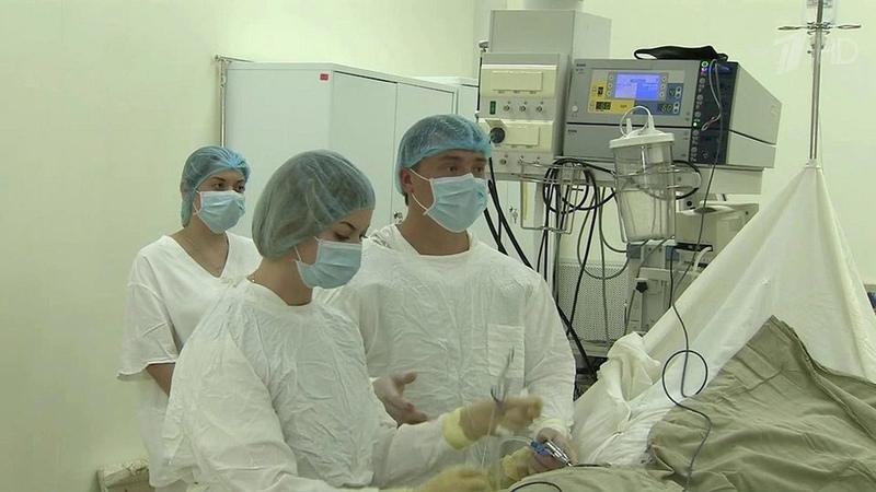 Ярославские хирурги освоили передовой метод лечения межпозвоночных грыж Новости Первый канал