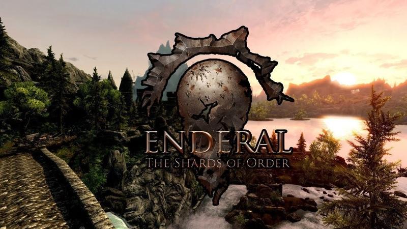 Enderal Любителям Скайрима Часть 2