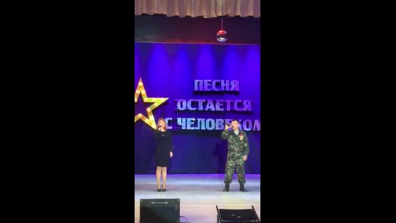 Пётр и Наталья - Разлучила нас война (Кожва 16.02)