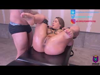 Муж связал и жёстко трахнул жену в анал и киску home sex film bubble ass twerk thick milf wife anal porn tit cum (Hot&Horny)