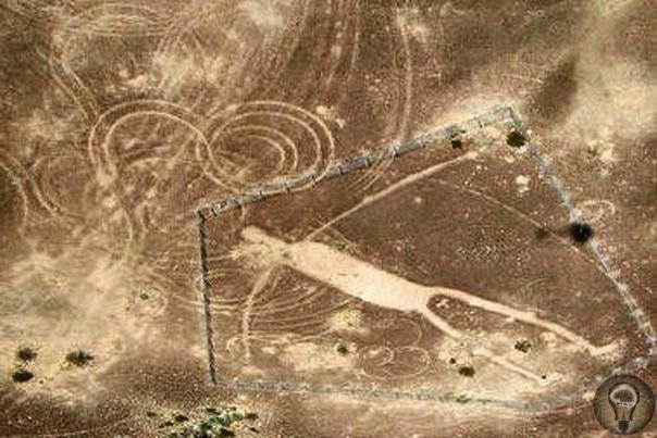 БЛАЙТСКИЕ ФИГУРЫ (США) - гигантские геоглифы. В нескольких десятках километров к северу от Блайта, у берегов реки Колорадо к западу от Шоссе 95 находится группа гигантских геоглифов. В общей