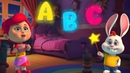ABC Song Nursery Rhymes and ABCD Song Alphabet Song from Betty and Bunny