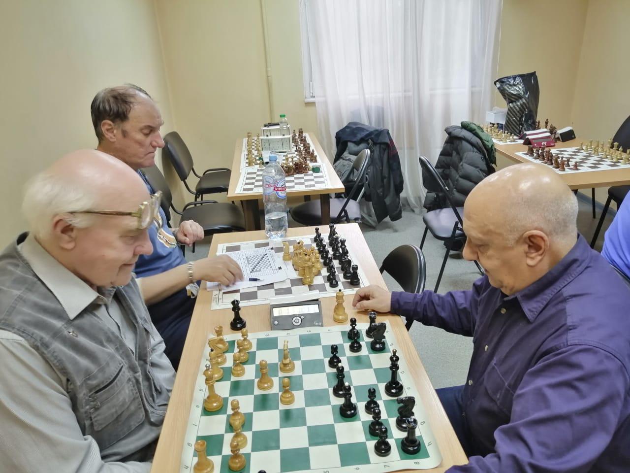 На Саранской провели турнир по шахматам