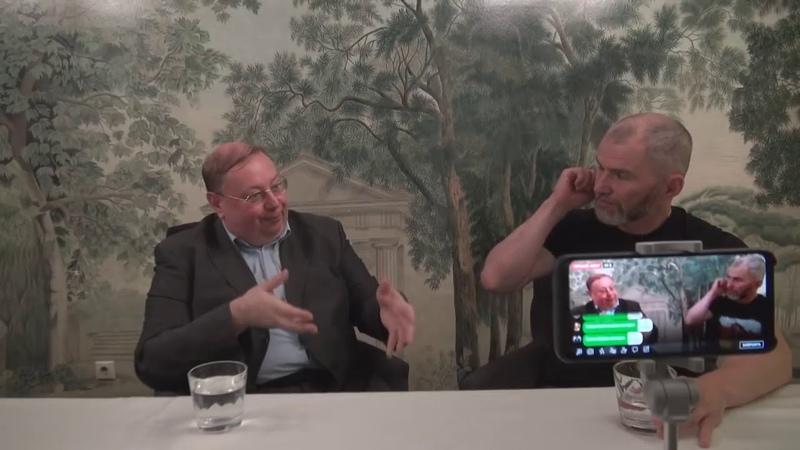 Александр Пыжиков и Алан Мамиев, традиционная культура и религия Евразии