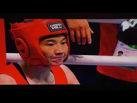 Улан-Удэ ФСК 11 чемпионат мира по боксу среди женщин Финал ч.10 13 10 2019 г