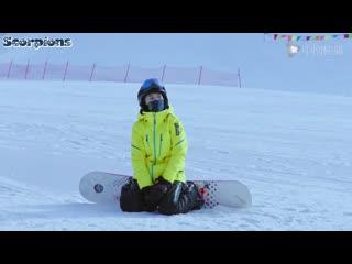 [Scorpions] Эй, профи! Моя сноубордистка (Hey Pro! My Mountain Girl) 1 серия