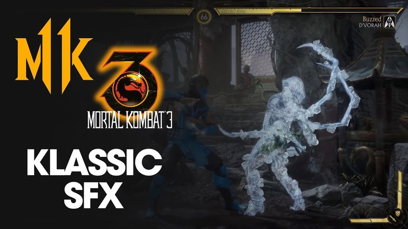 Mortal Kombat 11 but with MK3 Sound Effects