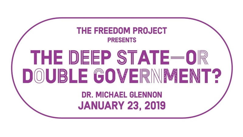 Michael Glennon The Deep State or Double Government