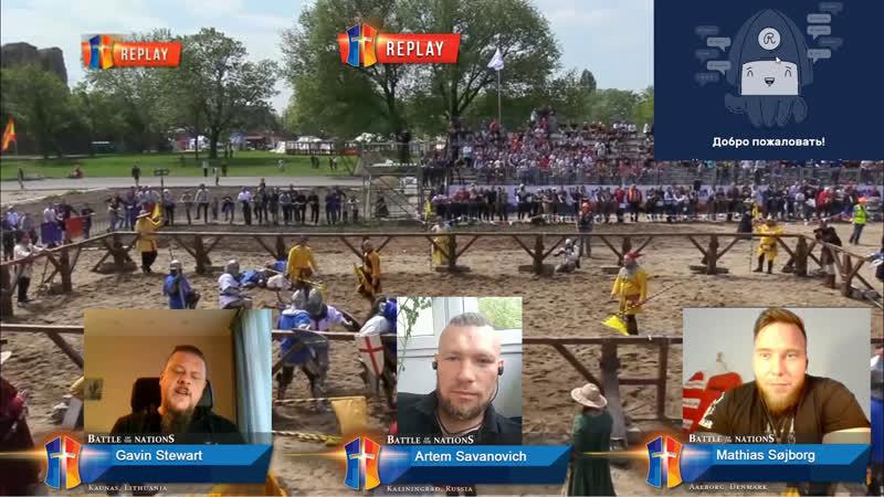 BotN Total Recall with Artem Savanovich and Mathias Søjborg » Мир HD Tv - Смотреть онлайн в хорощем качестве