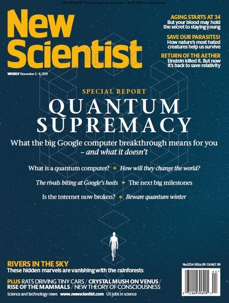New Scientist 11 2 2019