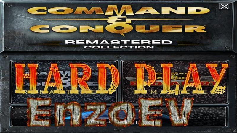 прохождение command conquer remastered collection Ирония судьбы На сложном уровне