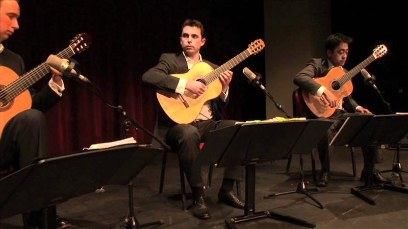 Aquarelle Guitar Quartet Quiccan