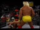 WCW Monday Nitro 2 12 96 Arn Anderson vs Hulk Hogan 2 of 2
