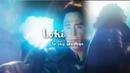 Loki [I don't want to say goodbye] Laufeyson (infinity war)