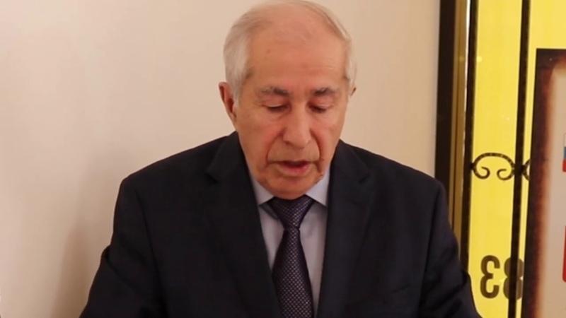 Доклад Мусы Зурабова о депортации ингушей и чеченцев