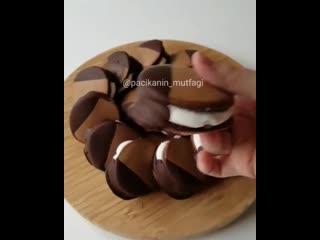 Шоколадные панкейки ()