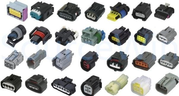Продавец автомобильных коннекторов адаптеров разъмов и прочего