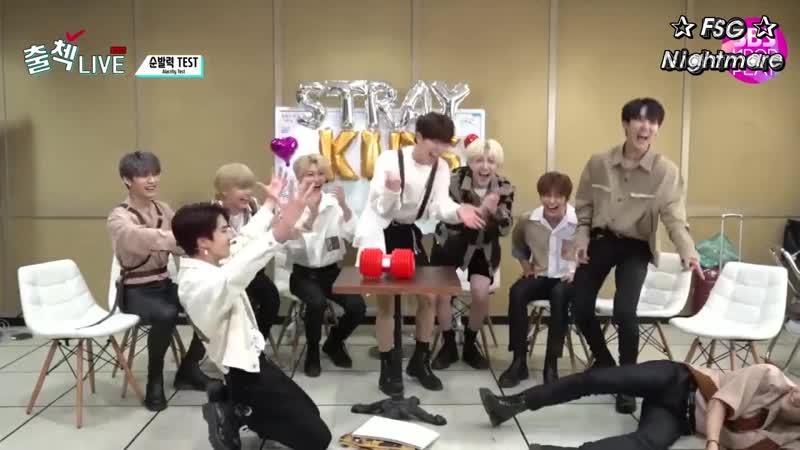 [RUS SUB / РУС СУБ] Stray Kids Inkigayo Check-in LIVE ep.02