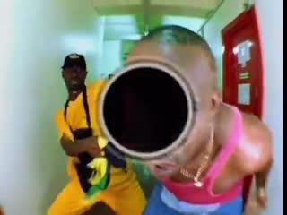 Basement Jaxx - Jump N Shout feat. Slarta John ( Official Video ) Remedy