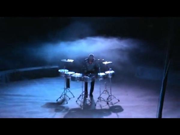 Кривой Рог Большой цирк Кобзов 2005 Drum solo live Krivoy Rog 2005 Kobzov Big circus