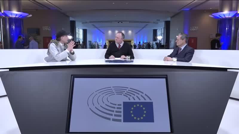 5G die große Gefahr - Diskussion im EU-Parlament