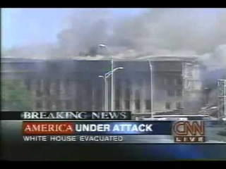 """9/11 """"NO PLANE HIT THE PENTAGON"""" report aired only once"""