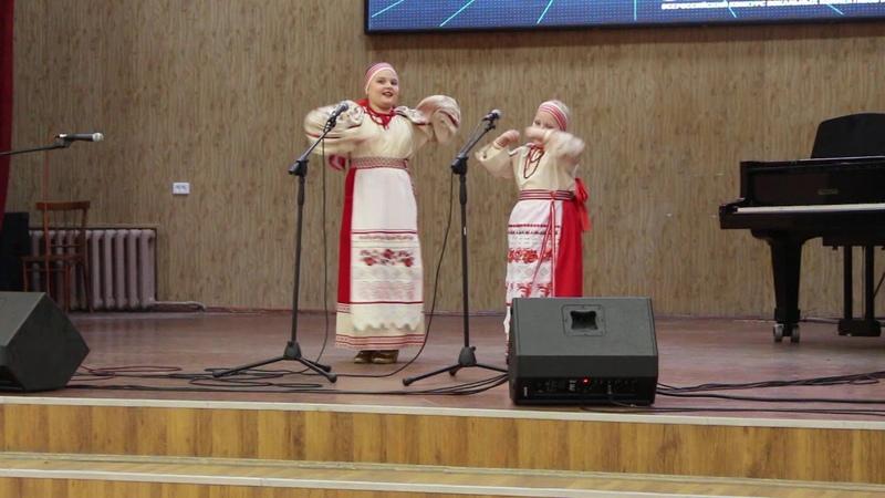 А я по лугу - солистки образцового фольклорного ансамбля Ладушки г. Курск