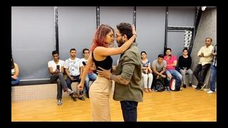 Cornel and Rithika | Bachata Sensual | All my Friends are fake - Tate McRae | Dj Ramon Bachata Remix
