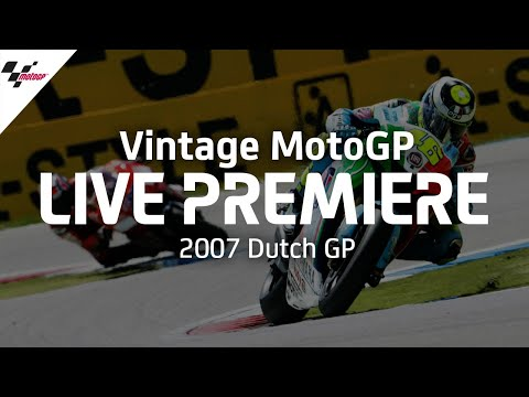 2007 DutchGP Vintage MotoGP