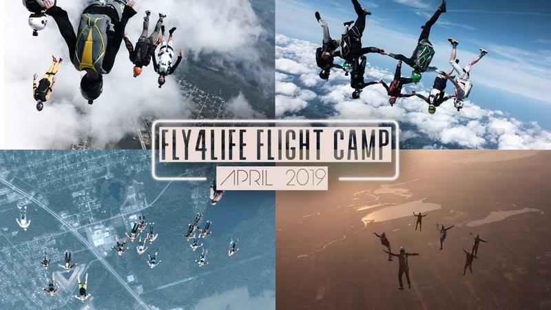 Fly4Life Flight Camp APRIL 2019