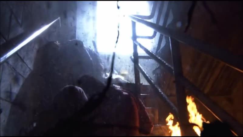 Звездный Крейсер Галактика клип начало войны