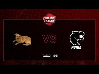 Vira Lata Caramela vs Furia, DreamLeague S13 QL, bo2, game 1 [Mila]