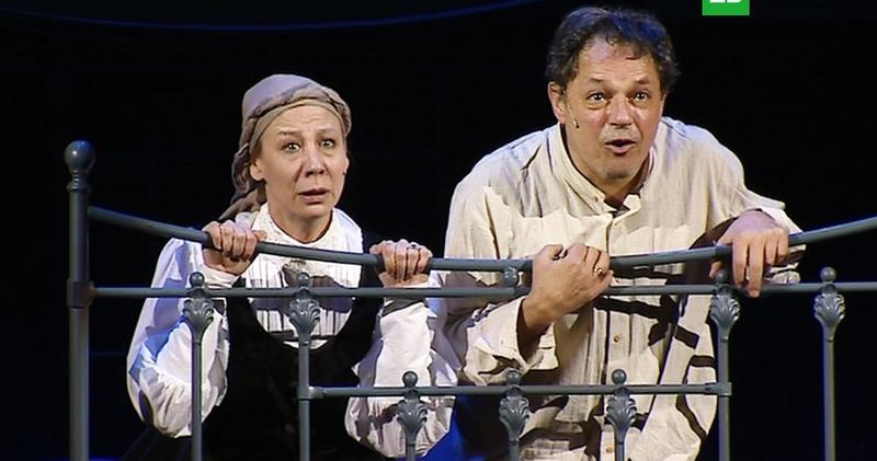 Юргенс и Скляр сыграют в петербургской премьере знаменитого бродвейского мюзикла