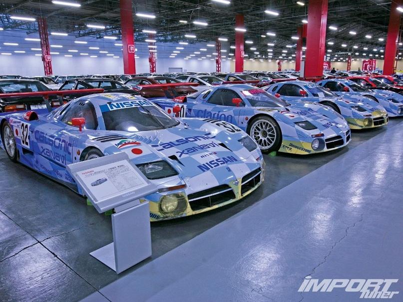 История суперкара Nissan R390 GT1, изображение №6