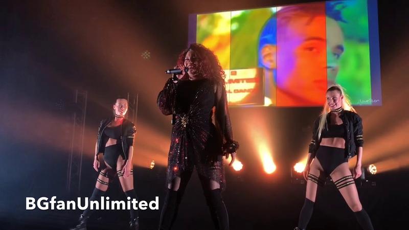 Anita Doth Live Concert 90s Mega Fest London 18 05 2019 TheO2 Indigo