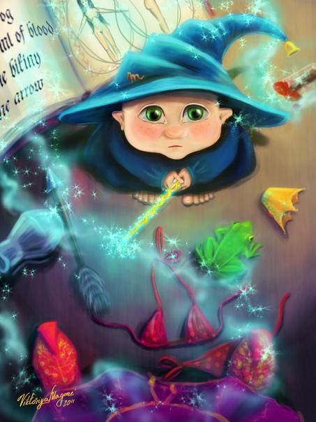 Волшебник а не сказочник картинка
